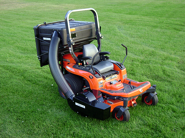 how to turn a lawn mower into a go kart