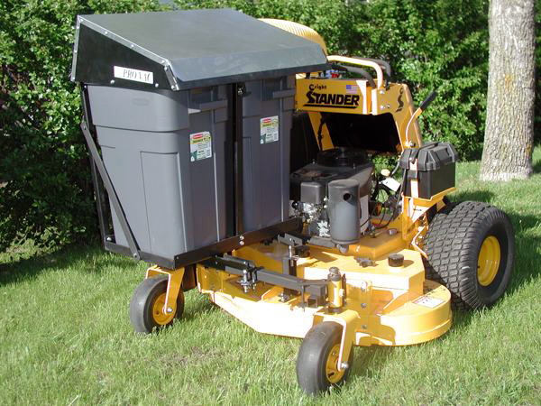 Leaf Catcher For Walk Behind Commercial Mowers Pv 230